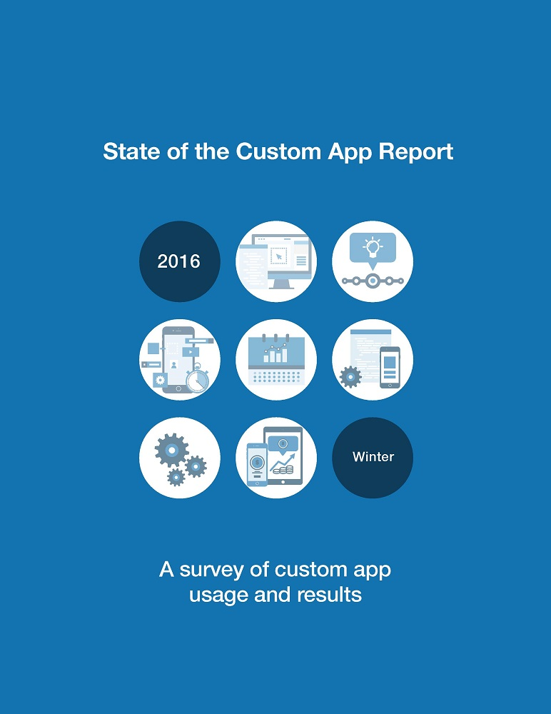 Key Findings:  Why Custom Apps?
