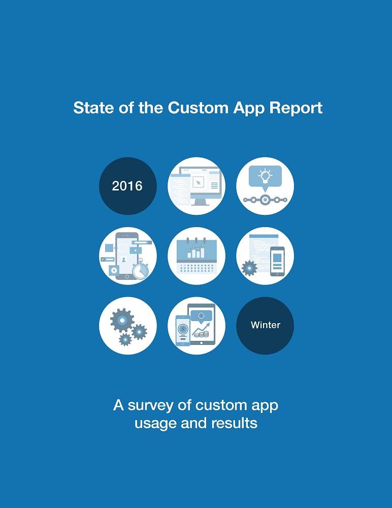 Key Findings:  Why Custom Apps?
